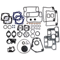 "Complete Engine Kit, Big Twin EVO 3 1/2"" bore .059"" Head Gasket 1984-91 (Fire Ring Head Gasket, Paper Base Gasket)"