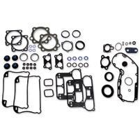 Complete Gasket Kit, 883cc models from 2004-06 (Fire Ring Head Gasket, Paper Base Gasket)