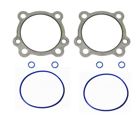 "Head and Base Gaskets Twin Cam 88 & 96 3 3/4"" .030"" 1999-18"