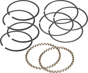"Ring Kit, Harley 1690cc 3.875"" Bore 1998-On .005"""