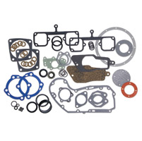 Complete Engine Kit, XL 1000cc 72-Early 73 (Teflon Head Gasket, Paper Base Gasket)