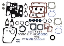 "Complete Engine Kit Twin Cam 95ci & 103 ci, 110 ci (3 7/8"" Bore) .040"" Head Gasket 1999-16 (Fire Ring Head Gasket)"