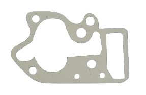 Gasket, Oil Pump, Cover, Black Paper, 1968-E80, FL, FLH, FLH-80, FX
