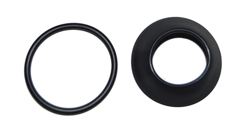 H-D FRONT DISC SEAL KIT XL/FX 74/77 (pie shaped) (44277-74, 44278-74)