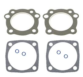 "Head and Base Gaskets BT EVO 3 1/2"" .059"" 1984-99 (Fire Ring HTX Head gasket, Paper Base)"