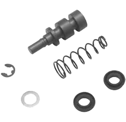 Rear Master Cylinder Rebuild Kit Fits Harley Touring Models 2008-Up Replaces HD# 42932-08