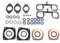 Top End Gasket Kit, XL 900cc 1957-70 (Copper Head gasket, Paper Base)