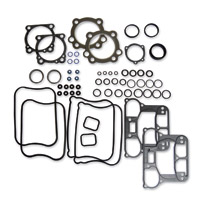 Top End Kit 883cc models from 1986-90 (Fire Ring Head Gasket, Paper Base Gasket)