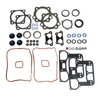 Top End Kit 883cc models from 2007-16 (Fire Ring Head Gasket, Paper Base Gasket)